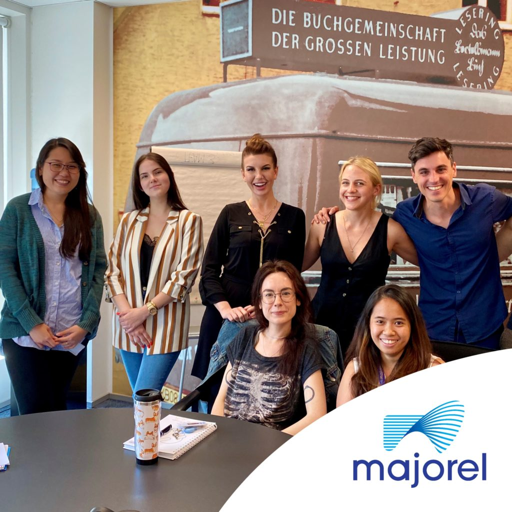 diverse workforce in Majorel Estonia